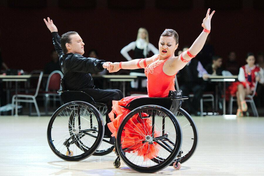 МК по спортивно-бальным танцам на колясках пройдет в Ижевске, фото-1