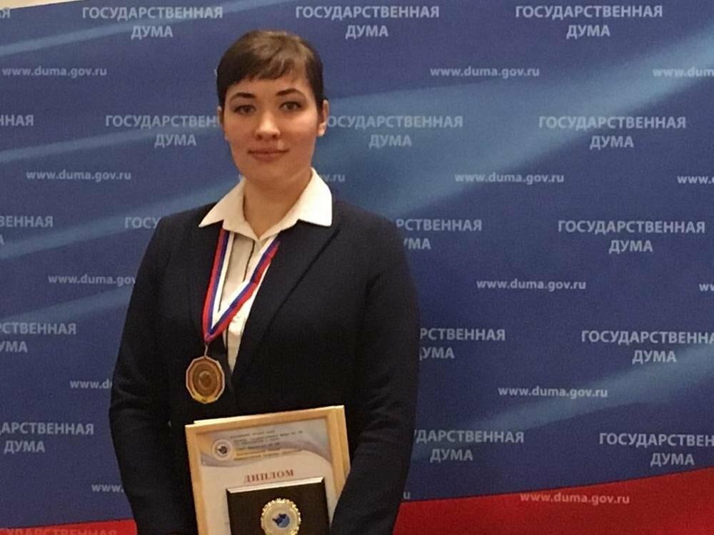 Педагог из Ижевска стала победителем Всероссийского конкурса «Педагогический дебют», фото-1