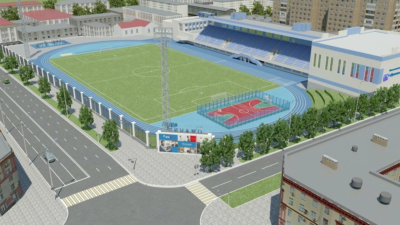 Стадион «Динамо» откроют в Ижевске 30 июня, фото-1