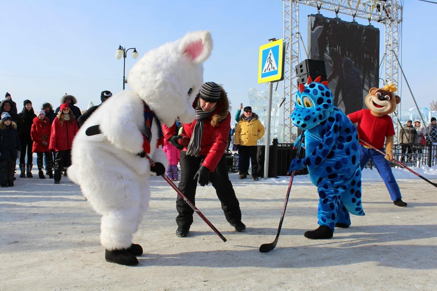 Детские соревнования по хоккею на валенках состоятся в эти выходные в Ижевске, фото-1