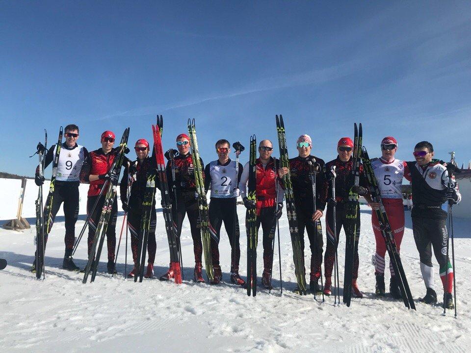 Удмуртские спорстмены выиграли эстафету на Чемпионате России по лыжным гонкам, фото-1