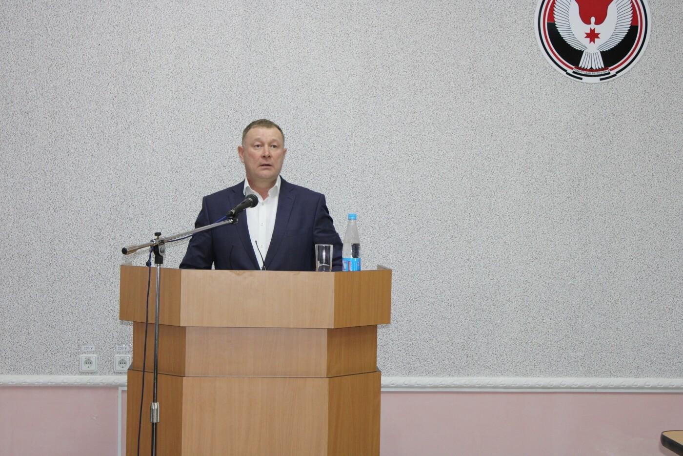 Глава Завьяловского района Андрей Коняшин покинул свой пост, фото-1