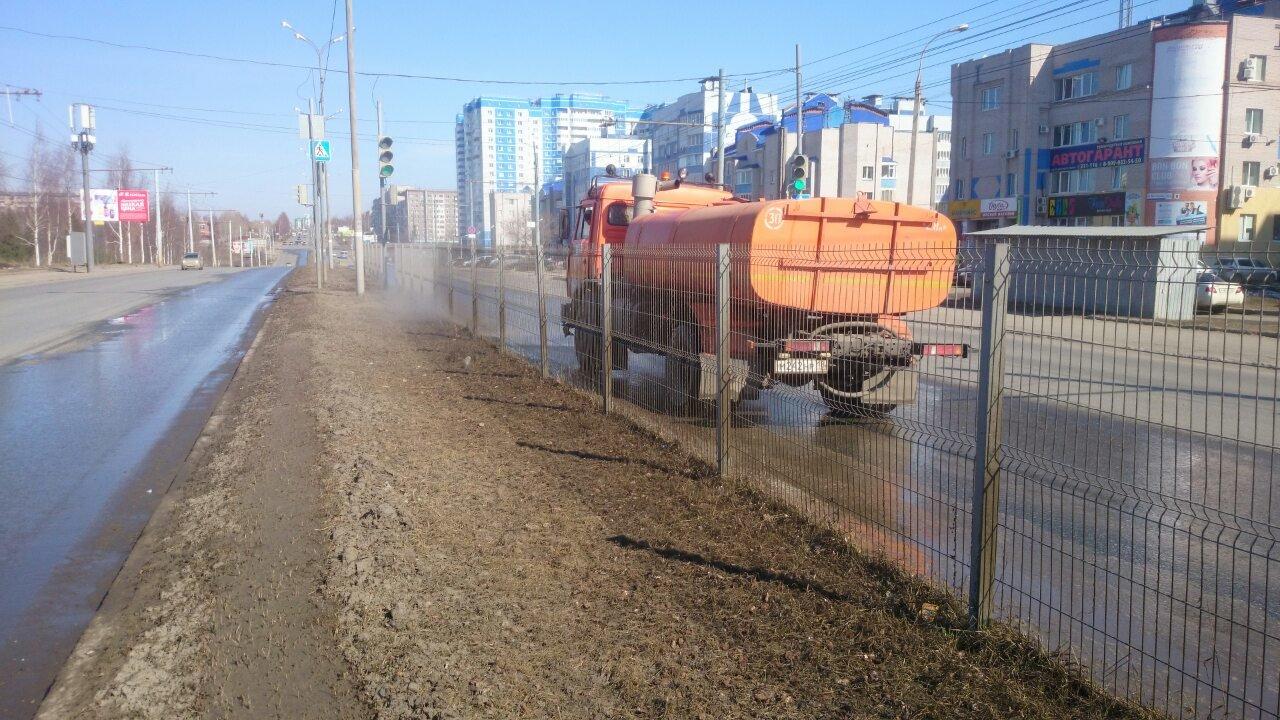 Улицы Ижевска дочиста отмоют, фото-1