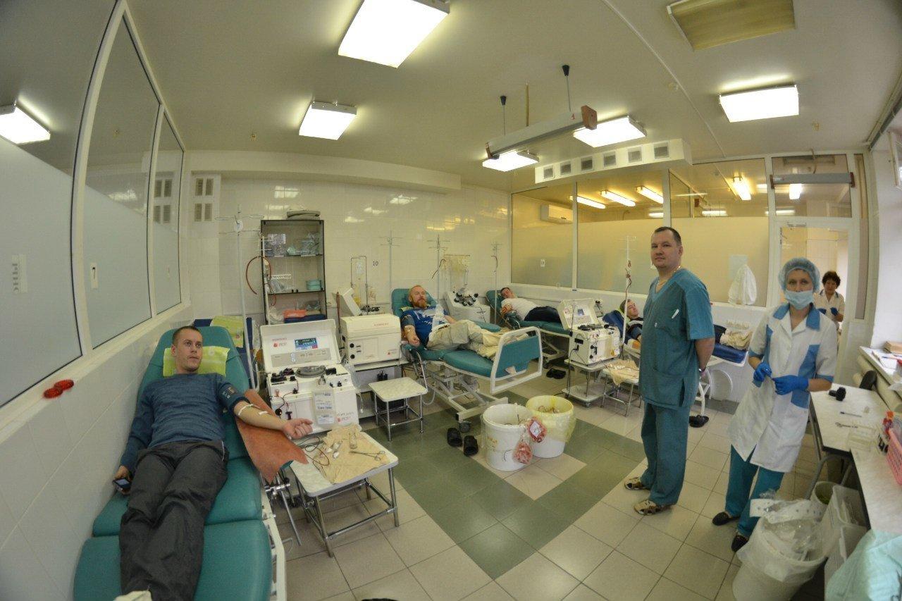 В Удмуртии проходит акция «Сердце донора». Где сдать кровь , фото-1