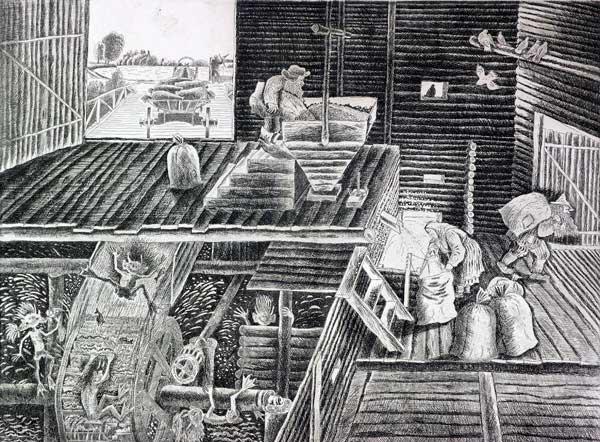 В издательстве «Удмуртия» вышло переиздание книги «Мифы, легенды и сказки удмуртского народа», фото-2