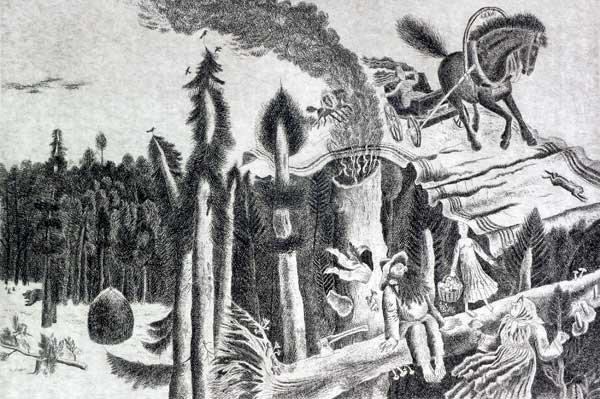 В издательстве «Удмуртия» вышло переиздание книги «Мифы, легенды и сказки удмуртского народа», фото-5