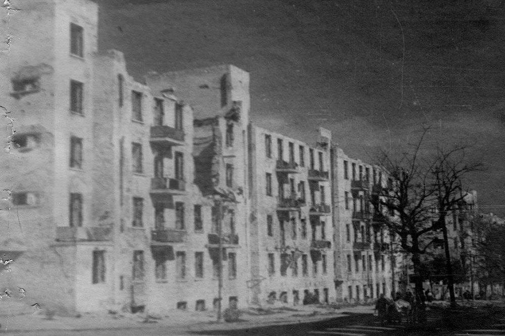 Минобороны опубликовало уникальные фото разрушенного Севастополя, фото-10