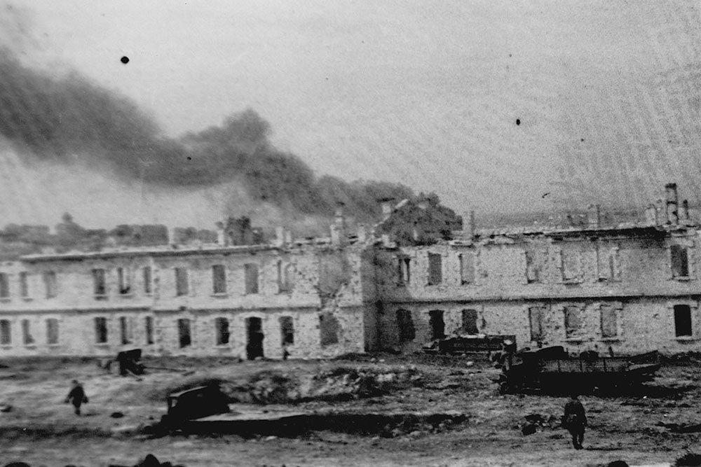 Минобороны опубликовало уникальные фото разрушенного Севастополя, фото-1