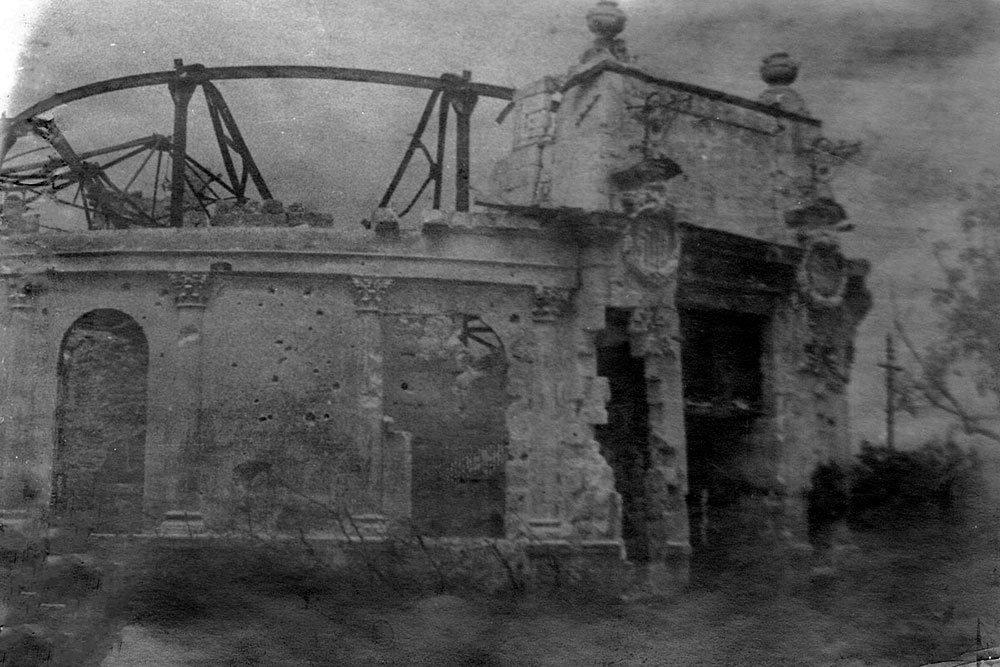 Минобороны опубликовало уникальные фото разрушенного Севастополя, фото-5