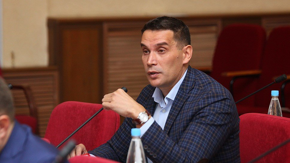 Дмитрий Сурнин возглавил минстрой Удмуртии, фото-1