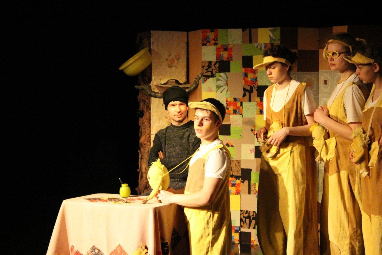 26 мая на сцене театра «Птица» один из лучших семейных спектаклей — «Медовая сказочка», фото-1