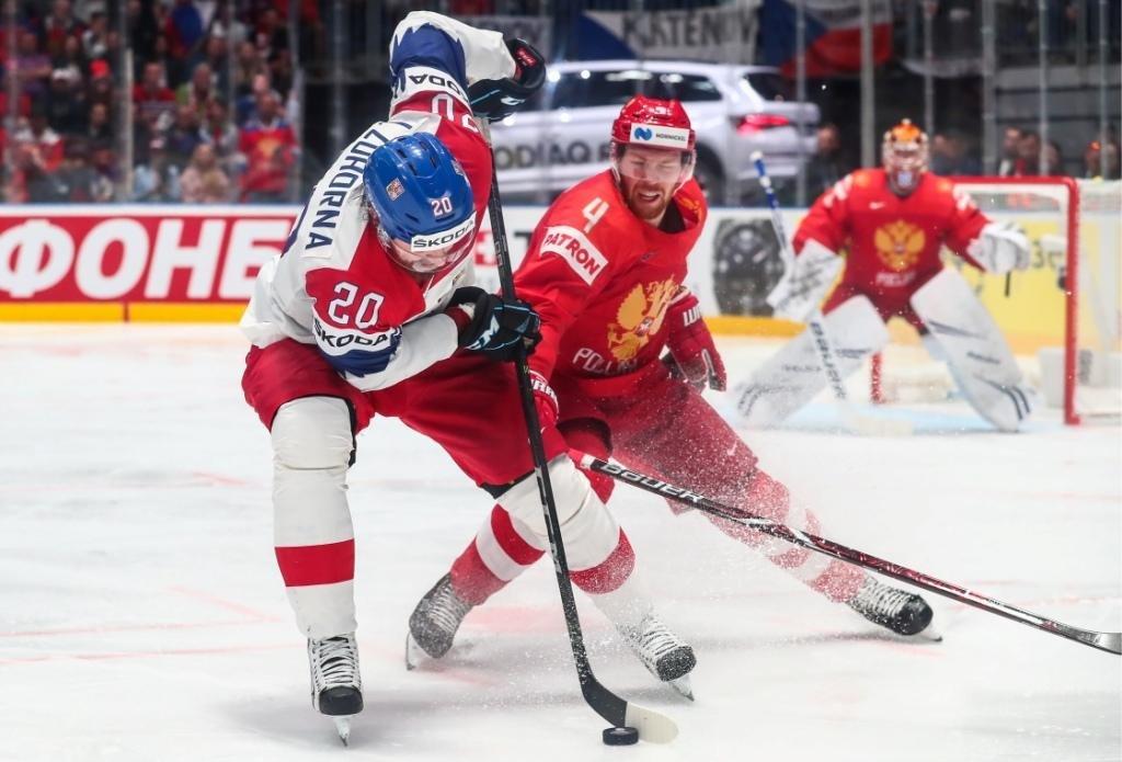 Сборная России по хоккею выиграла бронзовые медали чемпионата мира, фото-1