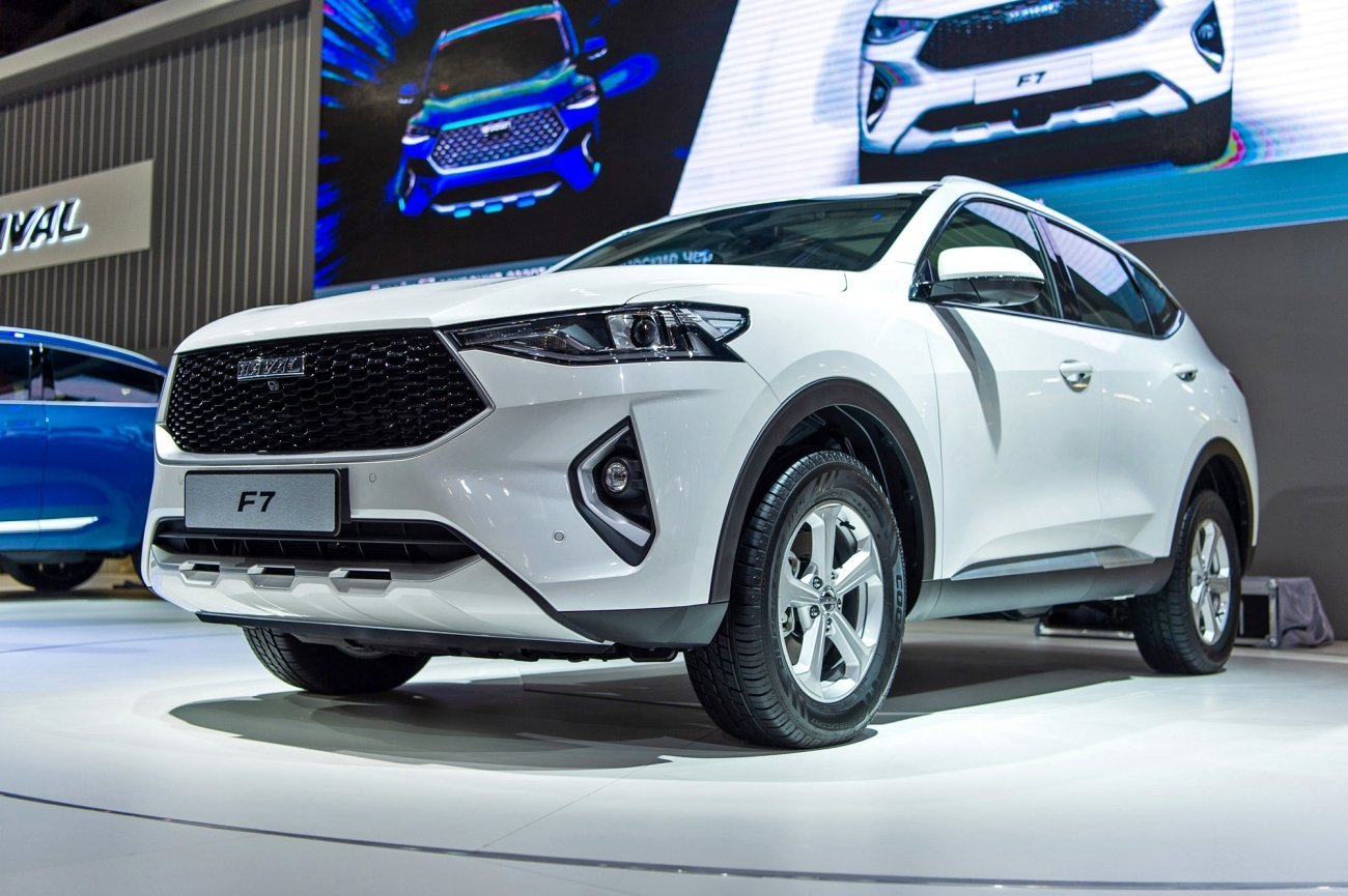 В Тульской области открыли завод по выпуску китайских автомобилей Haval, фото-1