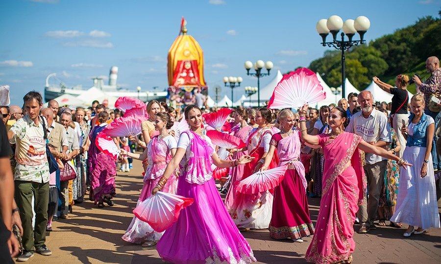 Индийский фестиваль колесниц пройдет в Ижевске , фото-1