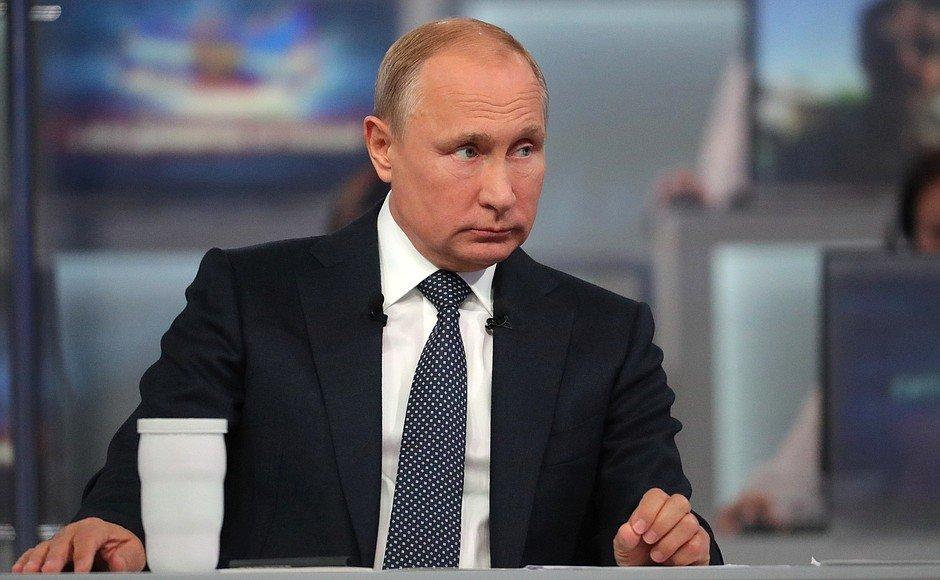 Названа дата «прямой линии» с Путиным , фото-1