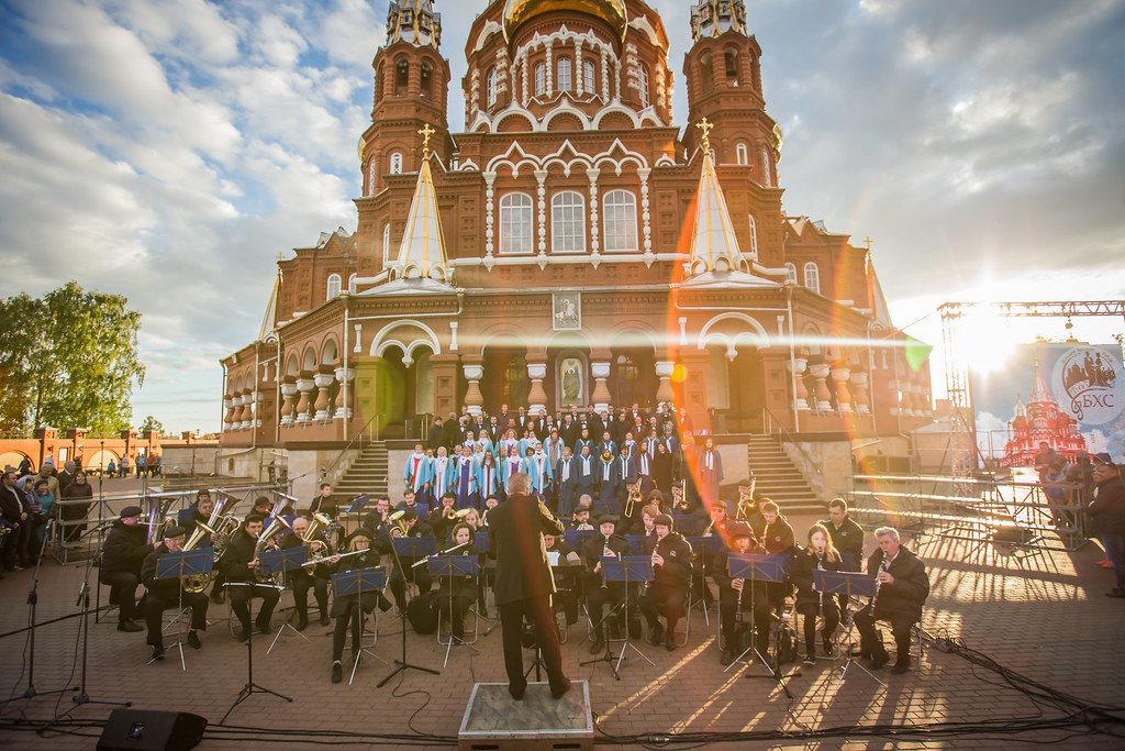 Сегодня в Ижевске «Большой хоровой собор», фото-1