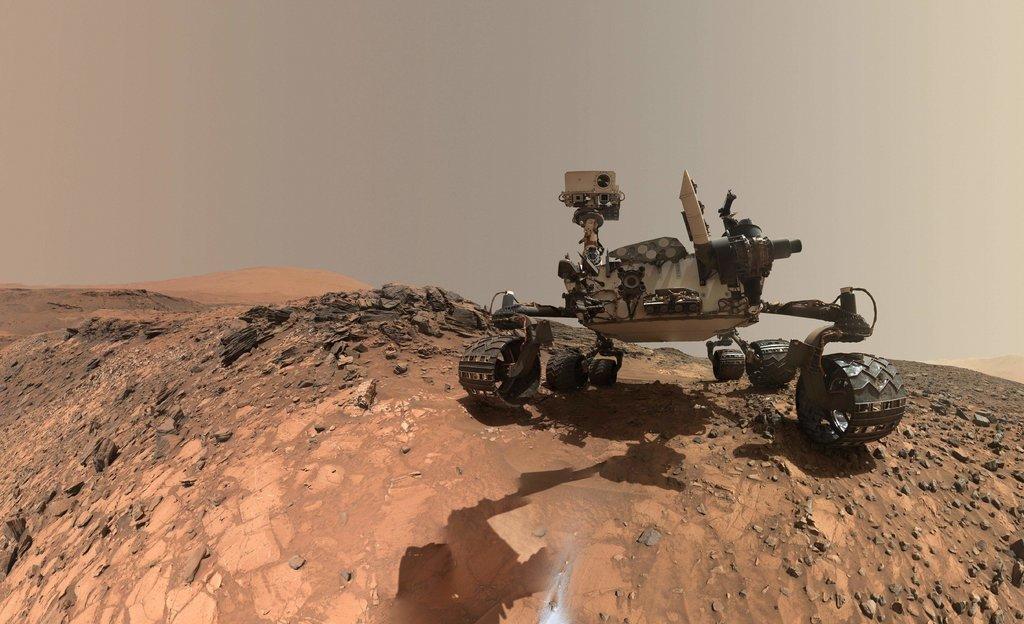 На Марсе нашли еще один признак жизни, фото-1
