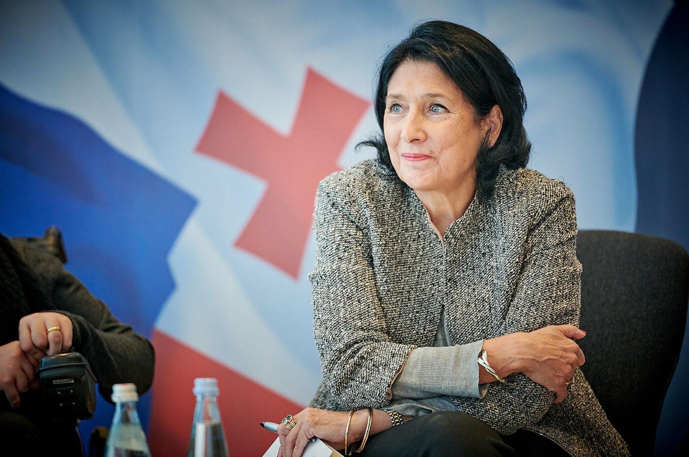 Президент Грузии обратилась к туристам из России, фото-1