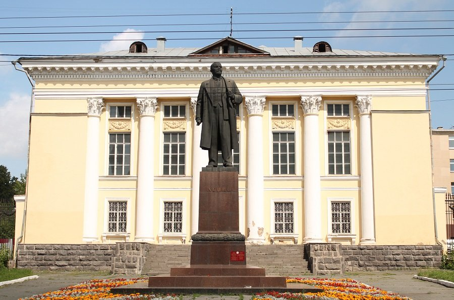 Ижевск получил разрешение на реконструкцию Национальной библиотеки, фото-1